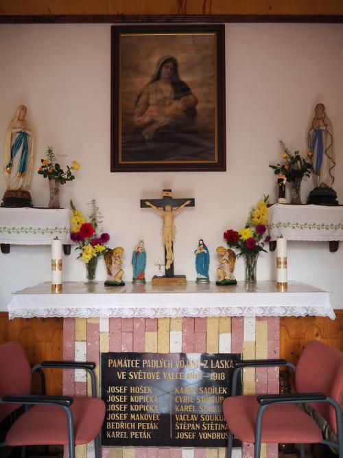 Charita - setkání věřících