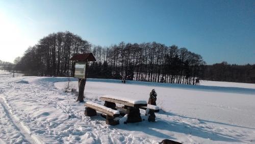 Zima u Stříbrňáku